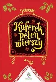 Okładka książki Kuferek pełen wierszy