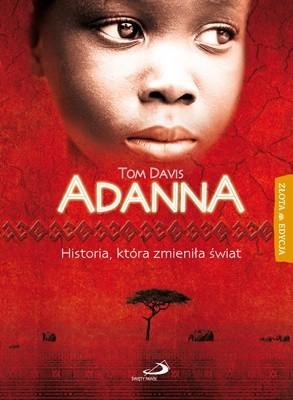 Okładka książki Adanna. Historia, która zmieniła świat