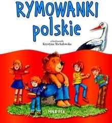 Okładka książki Rymowanki polskie. Tom 1.