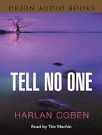 Okładka książki Tell No One