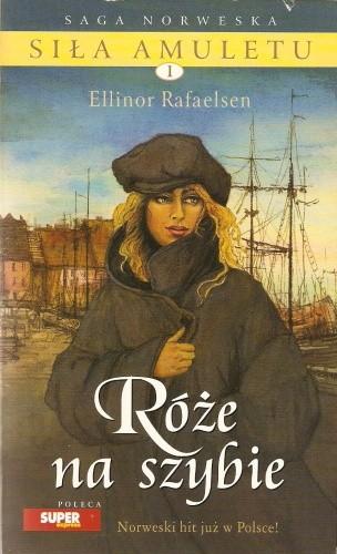 Okładka książki Róże na szybie