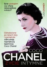 Okładka książki Coco Chanel. Życie intymne