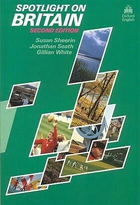 Okładka książki Spotlight on Britain