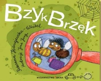 Okładka książki Bzyk Brzęk