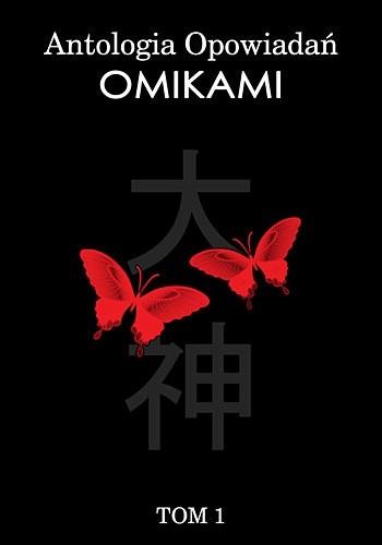 Okładka książki Antologia opowiadań Omikami
