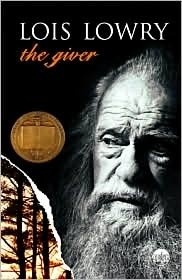 Okładka książki The Giver