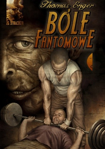 Okładka książki Bóle fantomowe