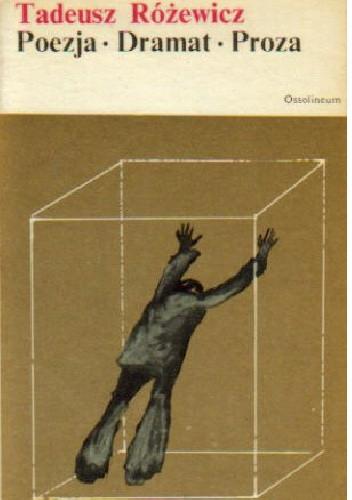 Okładka książki Poezja - Dramat - Proza