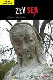 Okładka książki Zły sen