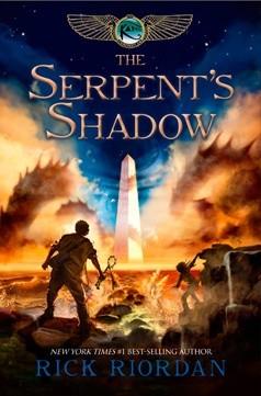 Okładka książki The Serpent's Shadow