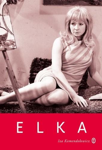 Okładka książki Elka