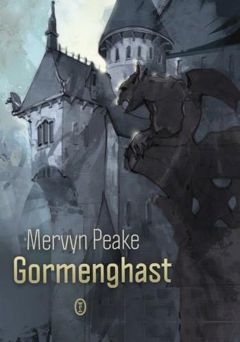 Okładka książki Gormenghast