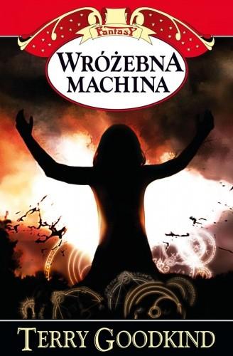 Okładka książki Wróżebna machina