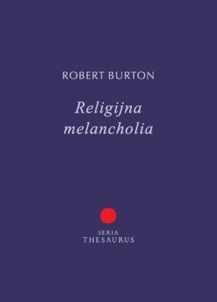 Okładka książki Religijna melancholia