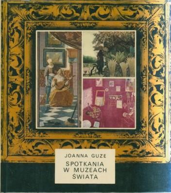 Okładka książki Spotkania w muzeach świata