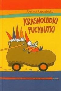 Okładka książki Krasnoludki Pucybutki