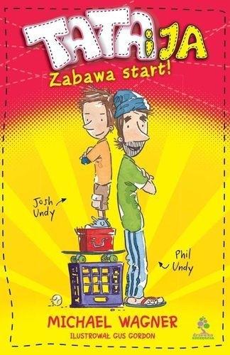 Okładka książki Tata i ja. Zabawa start!