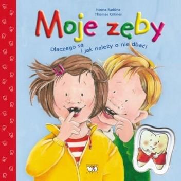 Okładka książki Moje zęby