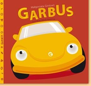 Okładka książki Garbus