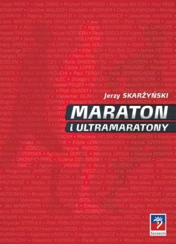 Okładka książki Maraton i ultramaratony