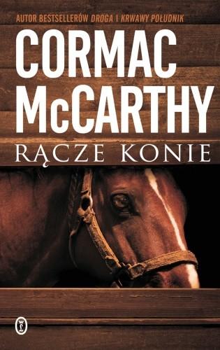 Okładka książki Rącze konie