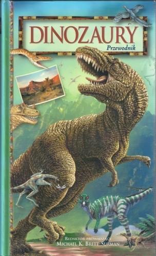 Okładka książki Dinozaury: Przewodnik