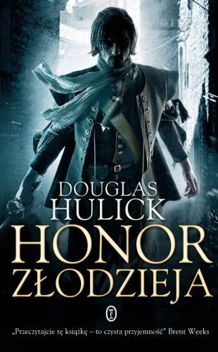Okładka książki Honor złodzieja