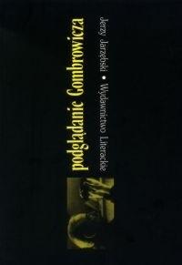 Okładka książki Podglądanie Gombrowicza