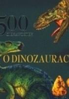 500 ciekawostek o dinozaurach