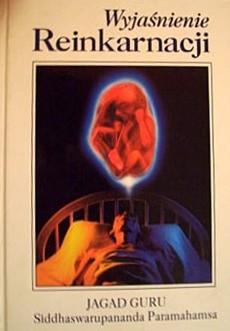 Okładka książki Wyjaśnienie reinkarnacji