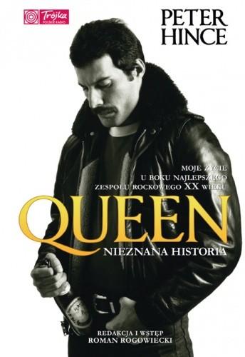Okładka książki Queen. Nieznana historia