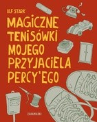 Okładka książki Magiczne tenisówki mojego przyjaciela Percy'ego