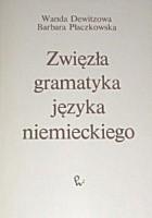 zwięzła gramatyka języka niemieckiego