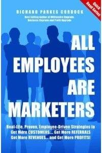 Okładka książki All Employees Are Marketers