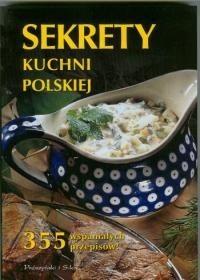 Okładka książki Sekrety kuchni polskiej