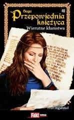 Okładka książki Wierutne kłamstwa