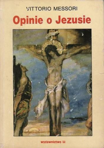 Okładka książki Opinie o Jezusie