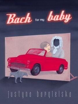 Okładka książki Bach for my baby