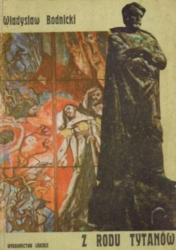 Okładka książki Z rodu tytanów