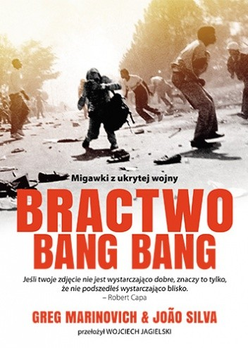 Okładka książki Bractwo Bang Bang