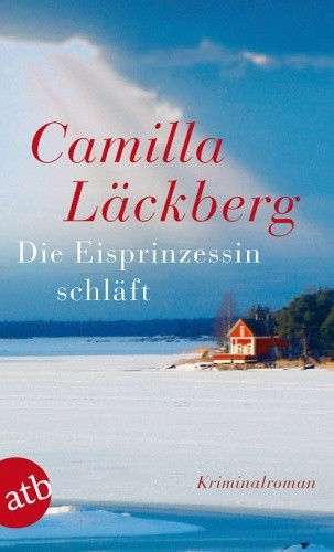 Okładka książki Die Eisprinzessin schläft
