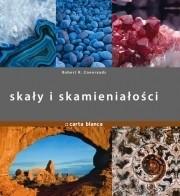 Okładka książki Skały i skamieniałości