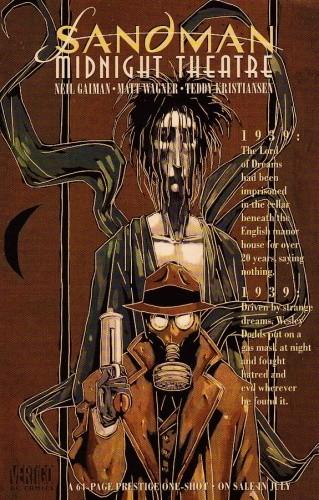 Okładka książki Sandman: Midnight Theatre