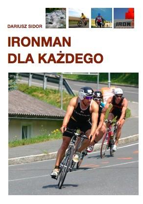 Okładka książki Ironman dla każdego