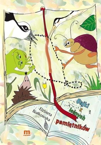 Okładka książki Bajki z leśnych pamiętników