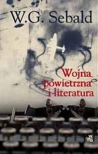 Okładka książki Wojna powietrzna i literatura