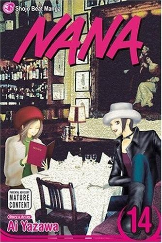 Okładka książki Nana tom 14