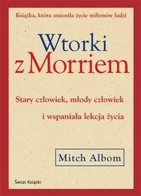 Okładka książki Wtorki z Morriem
