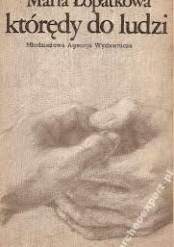 Okładka książki Którędy do ludzi