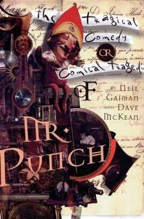Okładka książki The Comical Tragedy or Tragical Comedy of Mr. Punch